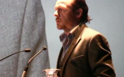 Cérémonie d'ouverture - Hommage à Simon Pegg