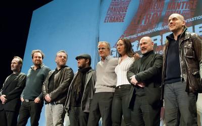 Le jury longs-métrages 2013