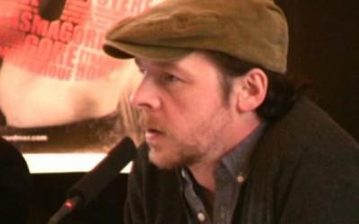 Conférence de presse Simon Pegg